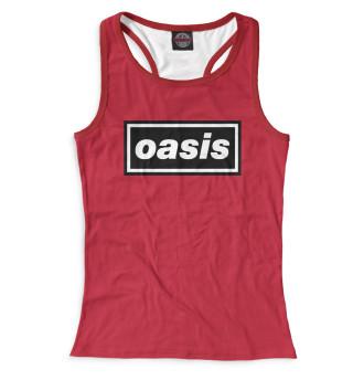 Майка борцовка женская Oasis (8397)
