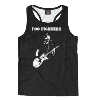 Майка борцовка мужская Foo Fighters (299)