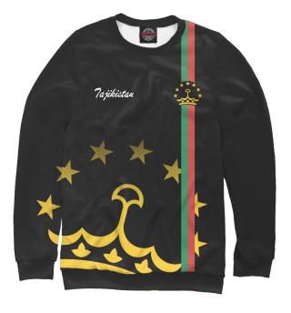 Одежда с принтом Таджикистан (405263)