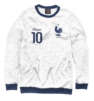 Одежда с принтом Килиан Мбаппе - Сборная Франции (663358)