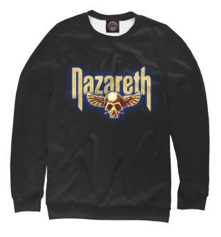 Одежда с принтом Nazareth rock band