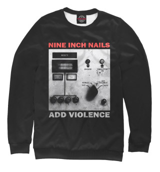 Одежда с принтом Nine Inch Nails (625027)