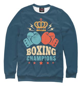 Одежда с принтом Boxing (766325)