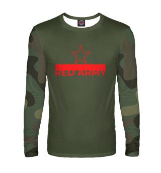 Лонгслив  мужской Red Army