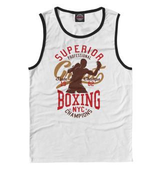 Майка мужская Boxing (5355)