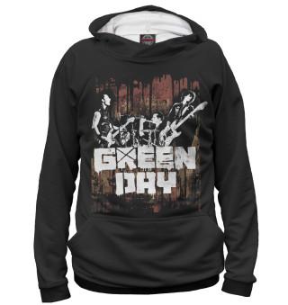 Худи женское Green Day (6437)