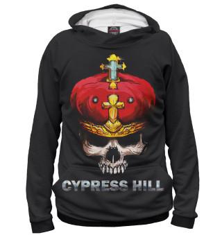 Худи женское Cypress Hill (4990)
