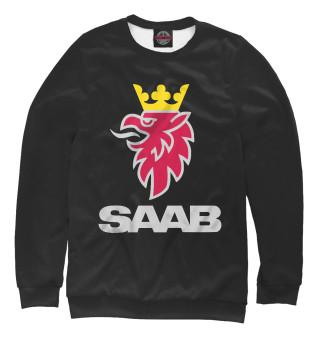 Одежда с принтом SAAB (639985)