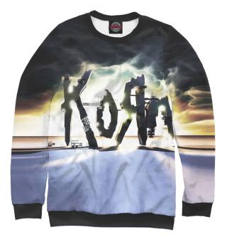 Одежда с принтом KoЯn