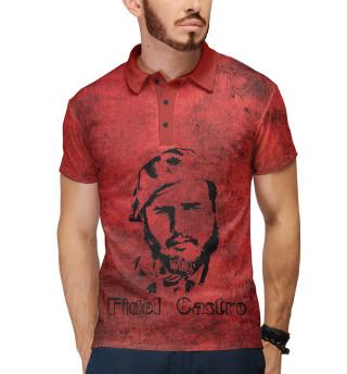 Поло мужское Fidel Castro
