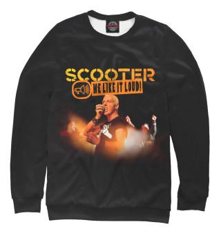 Одежда с принтом Scooter (519011)
