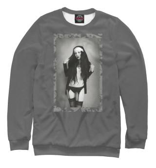 Одежда с принтом Nun (398281)