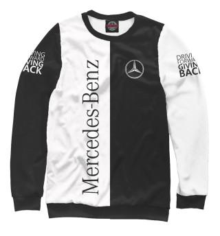Одежда с принтом Mercedes (422598)