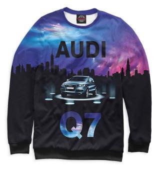 Одежда с принтом Audi (675595)