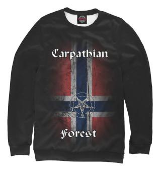 Одежда с принтом Carpathian Forest