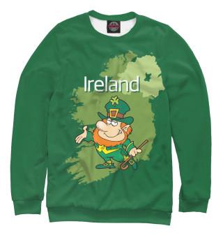 Одежда с принтом Ирландия (165202)