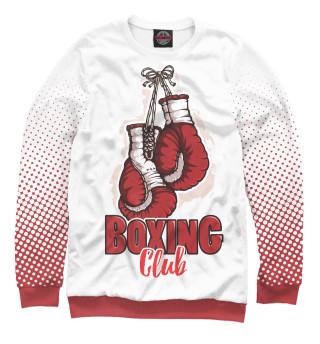 Одежда с принтом Boxing club