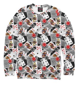 Одежда с принтом Игральные карты (661520)