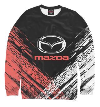 Одежда с принтом Mazda (394876)