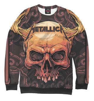 Одежда с принтом Metallica (715730)