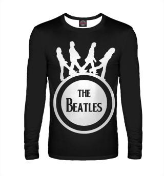 Лонгслив  мужской The Beatles (7980)