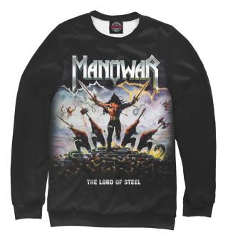 Одежда с принтом Manowar (695806)