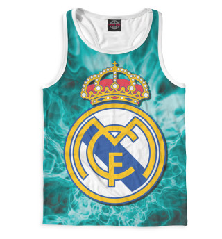 Майка борцовка мужская Real Madrid (9635)