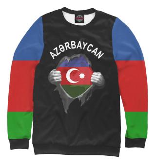 Одежда с принтом Азербайджан (608991)
