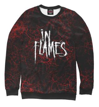 Одежда с принтом In Flames (302261)