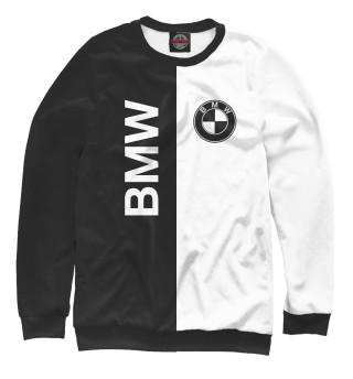 Одежда с принтом BMW
