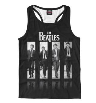 Майка борцовка мужская The Beatles (7996)
