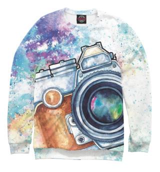 Одежда с принтом Фото