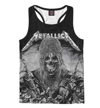 Майка борцовка мужская Metallica (8513)