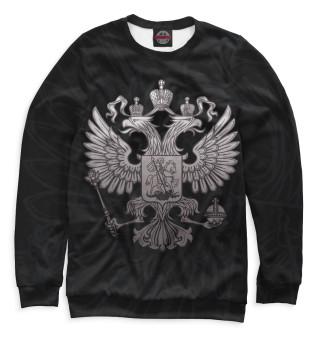 Одежда с принтом Двуглавый орел