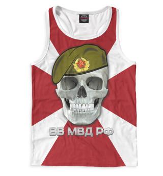 Майка борцовка мужская ВВ МВД РФ