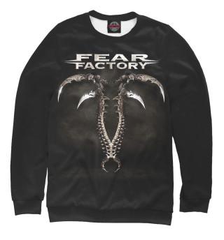 Одежда с принтом Fear Factory (723963)