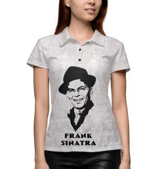 Поло женское Frank Sinatra