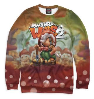 Одежда с принтом Mushroom Wars 2 (175329)