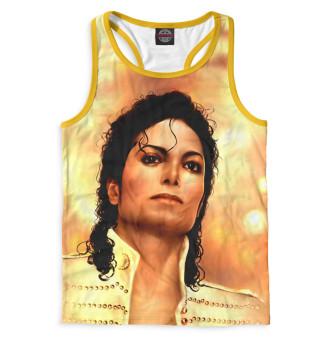 Майка борцовка мужская Michael Jackson (9924)