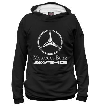 Худи женское Mersedes-Benz AMG