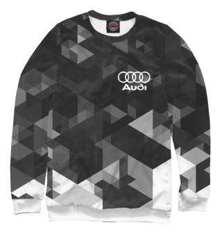 Одежда с принтом AUDI (636664)