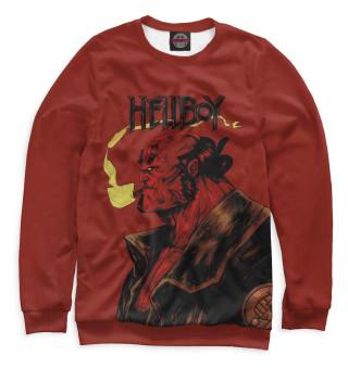 Одежда с принтом Хеллбой (348282)