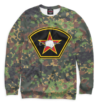 Одежда с принтом Боевая единица
