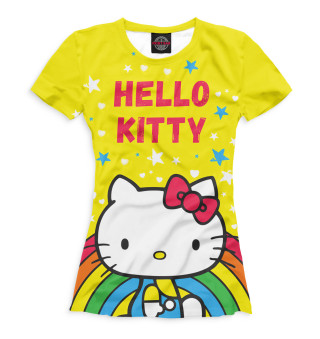 Футболка женская Hello Kitty (1780)