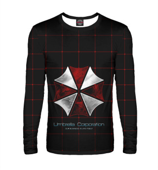 Лонгслив  мужской Umbrella Corporation