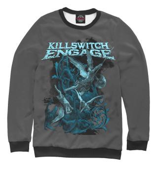 Одежда с принтом Killswitch Engage (217357)