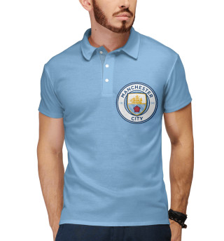 Поло мужское Манчестер Сити (2751)