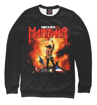 Одежда с принтом Manowar (270578)