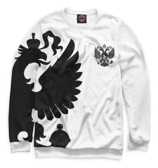 Одежда с принтом Герб России