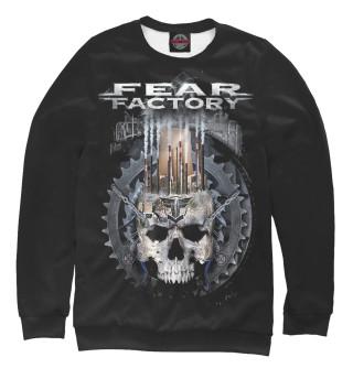 Одежда с принтом Fear Factory (458637)